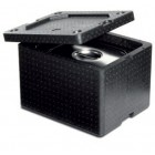 P/31 Thermobox 1/2 Gastronorm 100 mm