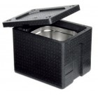 Thermobox 1/2 Gastronorm 150 mm met handgrepen