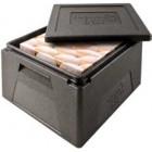 Pizza gebak thermobox 36x35x21 cm