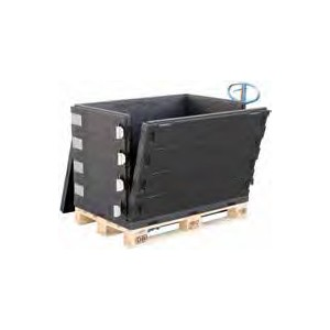 Thermo Pallet Box Compleet