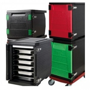 Frontlader Thermobox